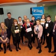 Pupils given a taste of careers in hospitality at event