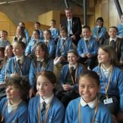 School spending boost For Renfrewshire says Paisley MSP George Adam