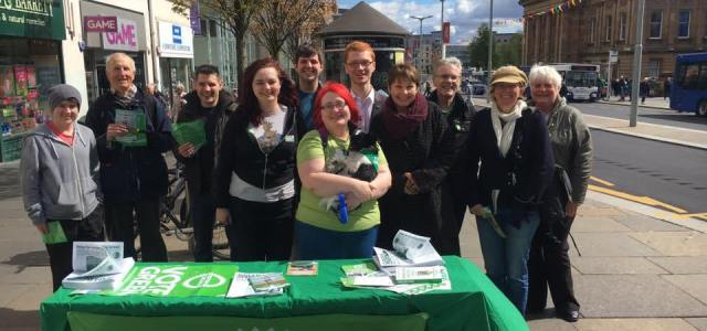 More women Candidates and Councillors needed in Renfrewshire say Greens