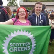 Renfrewshire Greens disabled candidate Sarah Anderson is battling against barriers