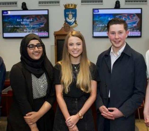 Record turnout elects Renfrewshire's next Youth Parliament members