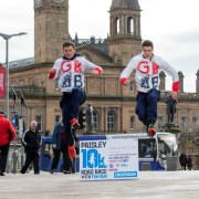 Olympic marathon brothers start race to sign up for Paisley 10k