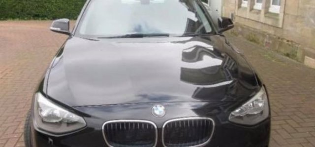Paisley couple left shaken after daytime robbery of their BMW at knife-point