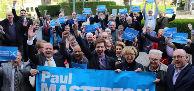 Paul Masterton selected as East Renfrewshire 2017 Westminster candidate
