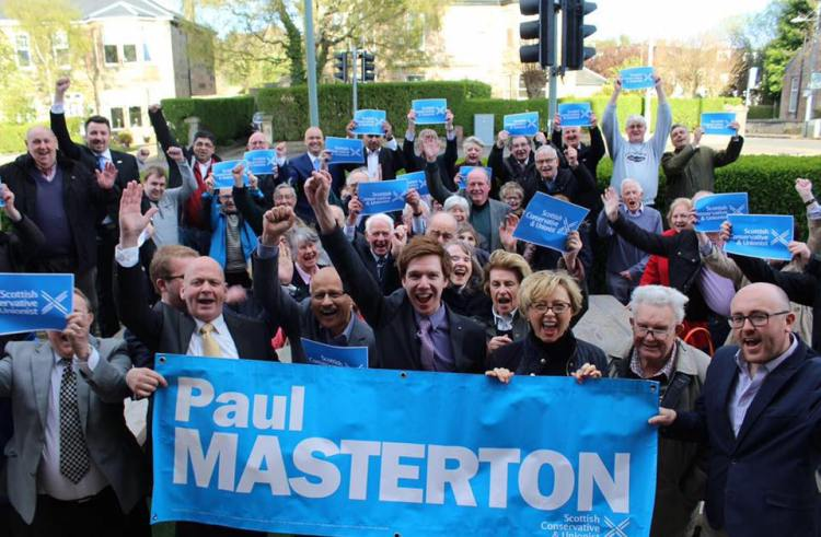 Paul Masterton selected as East Renfrewshire 2017 Westminster candidate