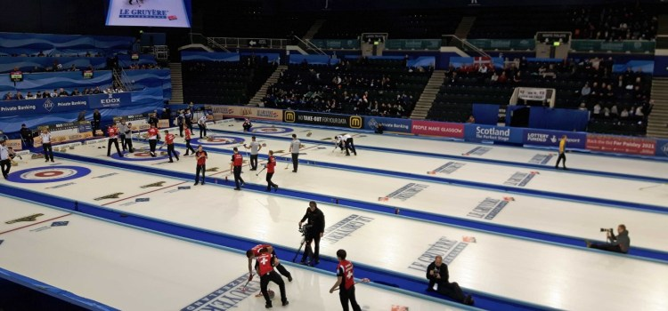 European Curling Championships bring £750,000 boost to Renfrewshire economy