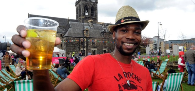 Top food and drink producers to attend Paisley Food Festiva