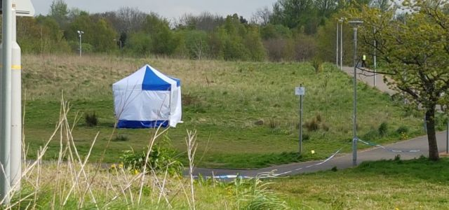Discovery of the body of a man in Erskine is being treated as unexplained
