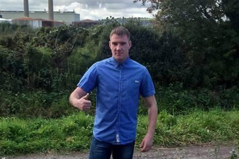 Police name man murdered in Argyle Street as James McFall