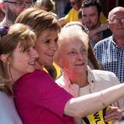 Nicola Sturgeon visits Paisley and Renfrew