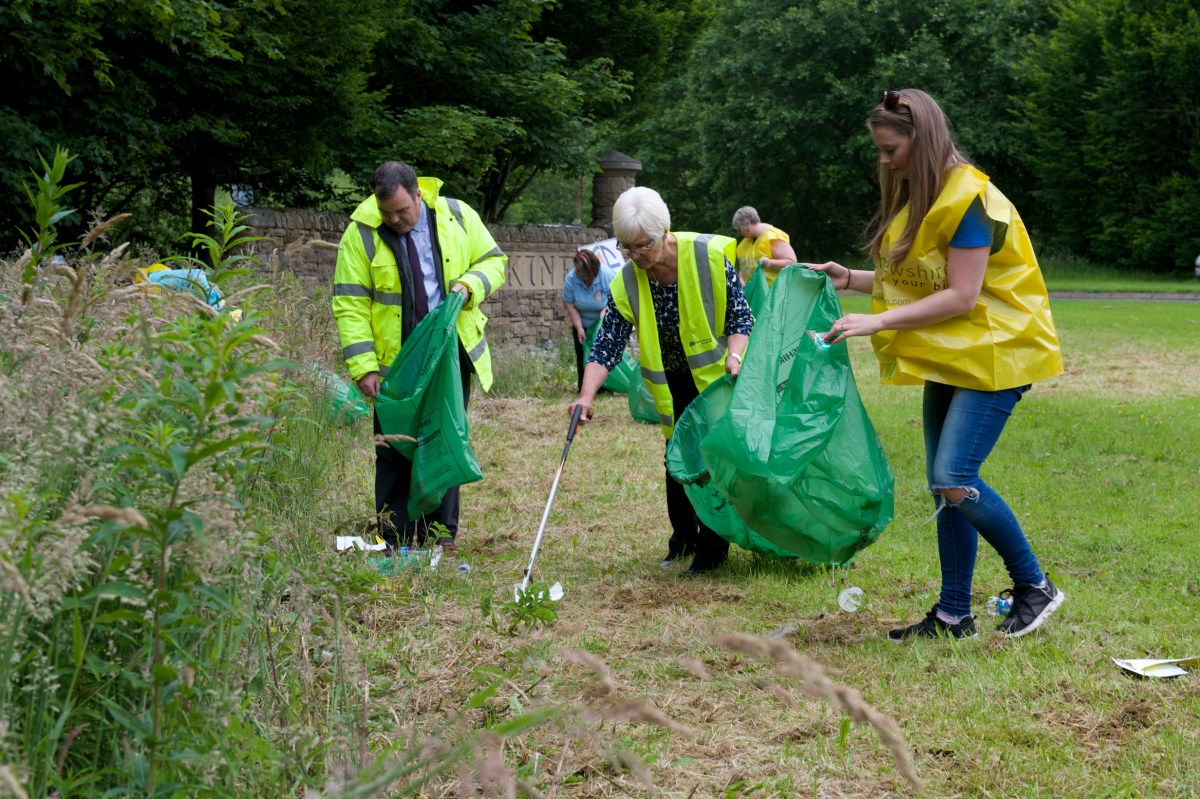 £250,000 set to be invested to revitalise Renfrewshire's local environment