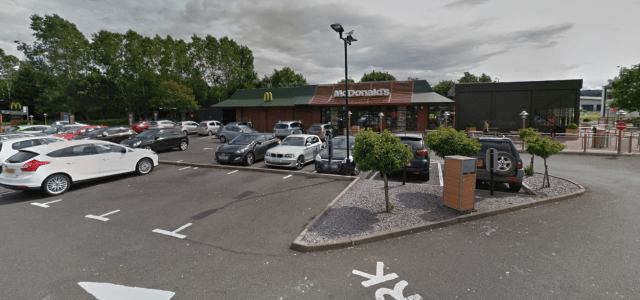 Linwood McDonald's to close for five weeks for refurbishment
