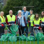 East End Park scrubs up well thanks to a community clean up
