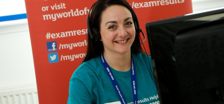 Exam results day – Helpline from Skills Development Scotland