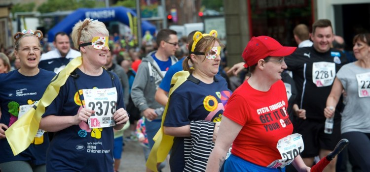 Road closures for the Paisley 10k on Sunday