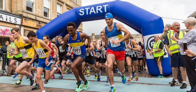 Record numbers for Paisley 10k and Fun Run