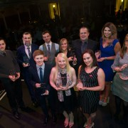 Employees, entrepreneurs and interns recognised at Renfrewshire Employability Awards 2017