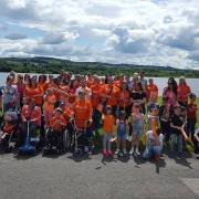 Move a Mile and take park in a charity walk at Lochwinnoch this weekend