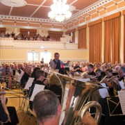 Renfrew Burgh Band aiming to hit the high notes by bagging supermarket fund