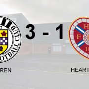 Saints prevail 3-1 over Hearts U20 in IRN-BRU Challenge Cup