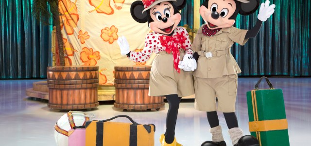 Join Disney on Ice at intu Braehead