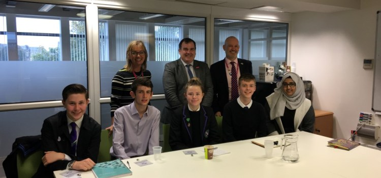 Renfrewshire decision makers meet with area MYSPs