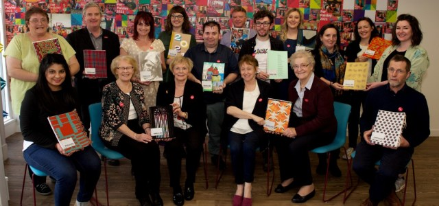 Paisley artists unique front cover designs for UK City of Culture bid