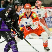 Clan's hopes still alive with point earned against Sheffield Steelers despite OT loss