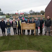 Community digs deep to support Linwood school