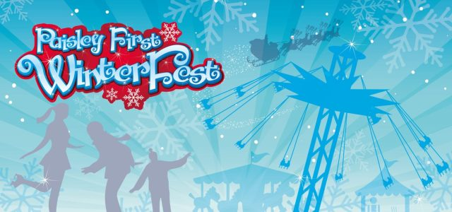Paisley to host a four week winterfest festival with ice rink, Star Flyer ride and market