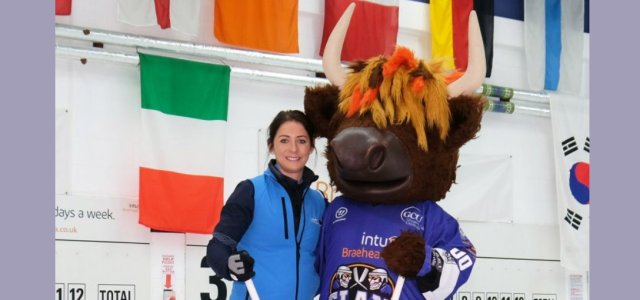 Curling champ Eve coo-d have a new rival