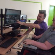 Technology star's IT skills shine bright at Corseford