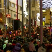 Paisley enjoys bumper Christmas in wake of City of Culture bid with footfall up by a third