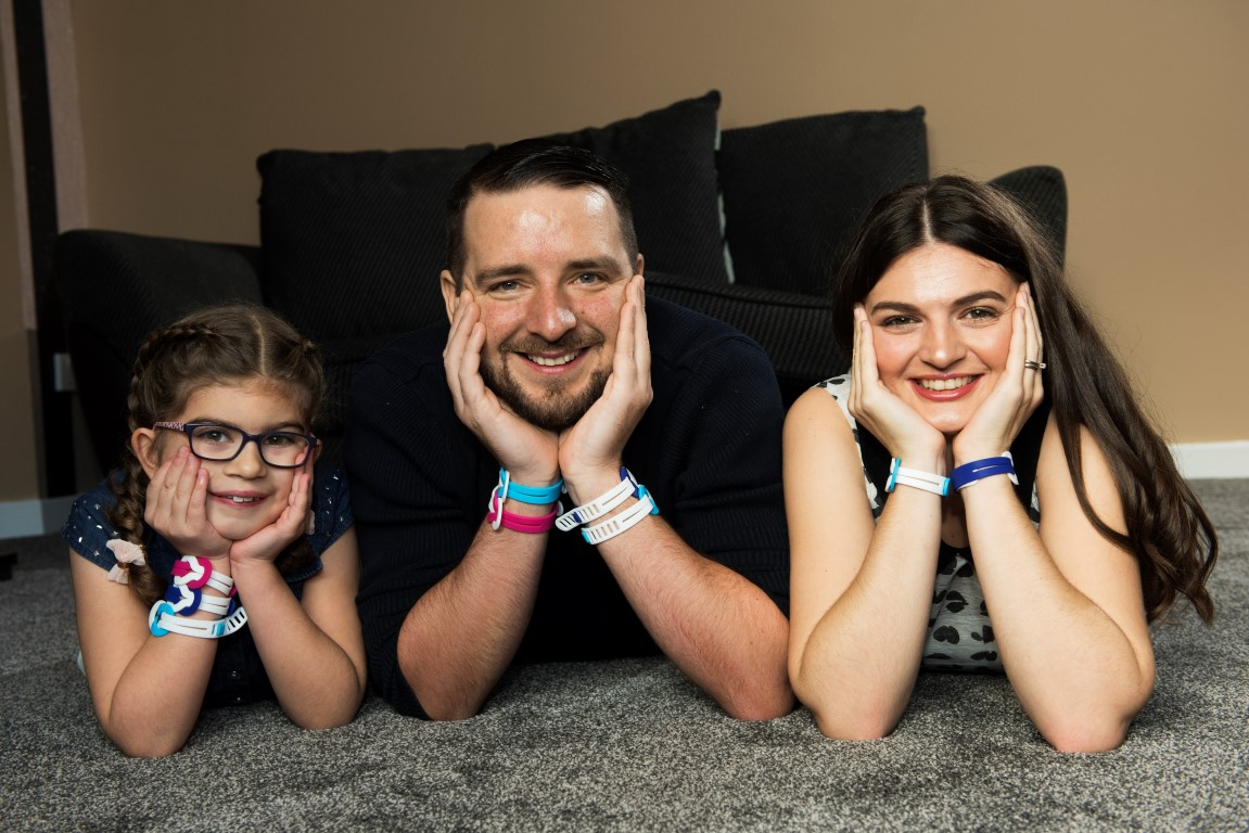 World Cancer Day: Elderslie dad becomes the new face of cancer campaign