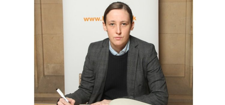 Holocaust Memorial Day: Mhairi Black pledges her commitment to honouring those who were murdered during the Holocaust