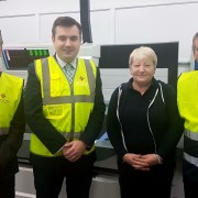 MP visits Bridge of Weir Leather to find out about their business and hear concerns about Brexit
