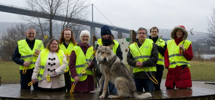 Renfrewshire prepares for its Big Spring Clean during April