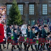 St Columba's School wins at Pipe Band Championships