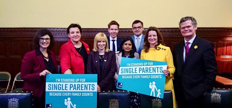 MP leads efforts to improve support for single parents