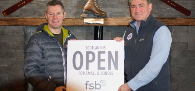 Snow Factor Braehead celebrates after Business Growth of the Year Award win