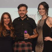 Renfrew Stylist crowned as Scotland's top hair extensions specialist at Look Awards