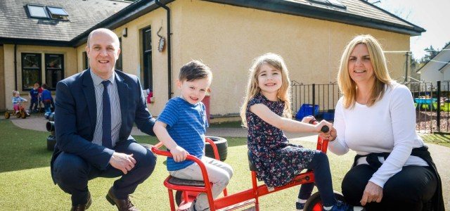 Houston Nursery expanding outdoors after funding from Allied Irish Bank