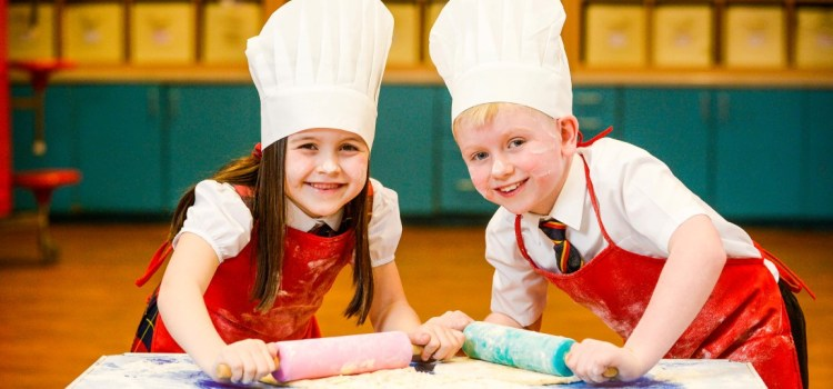 Kids can cook up come fun at Paisley Food and Drink Festival