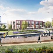Public exhibition on plans for new business development site next to Glasgow Airport