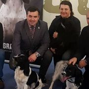 MP urges people to vote for Bravehound