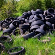 Opinion: Stop the relentless cowboy dumpers, Ferguslie Park waste land littered with tyres and gas canisters