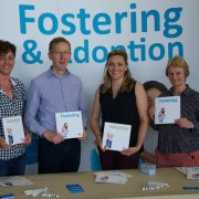Foster Care campaign asks 'Can you help us reach 100?'