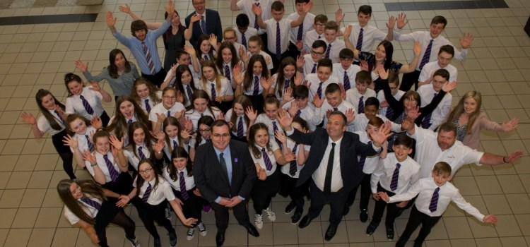 St Andrew's Academy in Paisley top of the class with inspection report