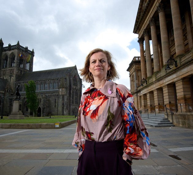 Renfrewshire Council appoint Government Culture Strategy head Leonie Bell to lead Paisley transformation