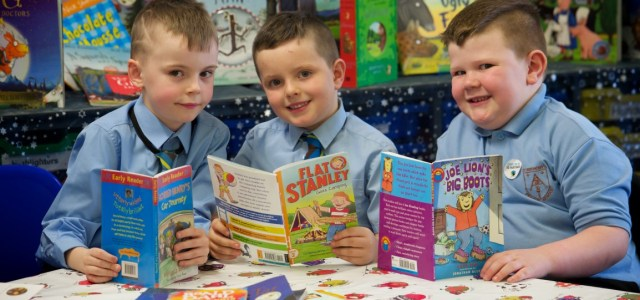 St Anthony's Primary School scores top marks in inspection